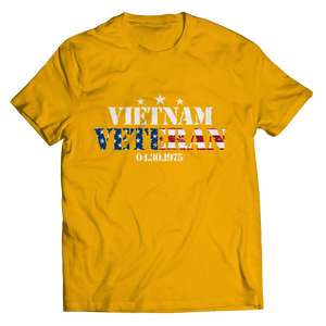 US Vietnam Veteran Shirt