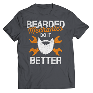 Bearded Mechanic Shirt