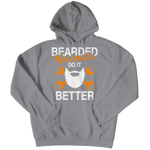 Bearded Mechanic Hoodie