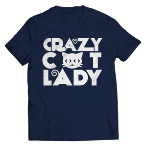 Limited Edition - Crazy Cat Lady Shirt