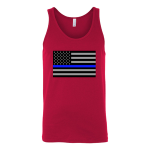 Blue Line Flag Tanks
