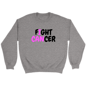 FIGHT CANCER Sweatshirt/Hoodie