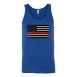 Red Line Flag Tanks (Style 1)