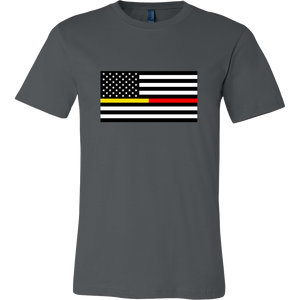 Red Line Gold Line Shirt (Men/Women)