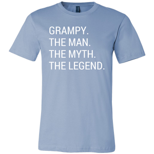 Grampy The Man The Myth The Legend T-Shirt