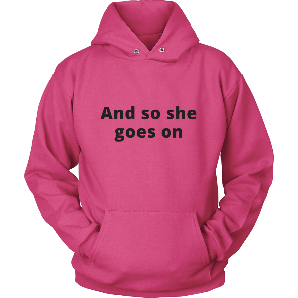 Women Empowerment Sweatshirt/Hoodie (Black Text)
