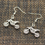 Motorcycle Safety Awareness Earrings