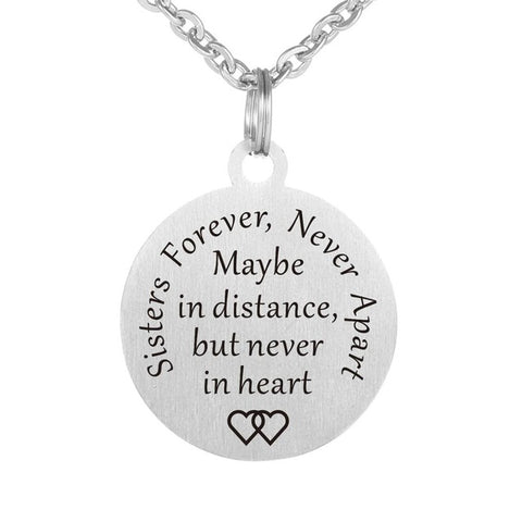 Sisters Forever Necklace