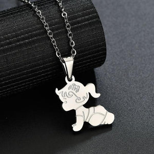 Save the Baby Necklace