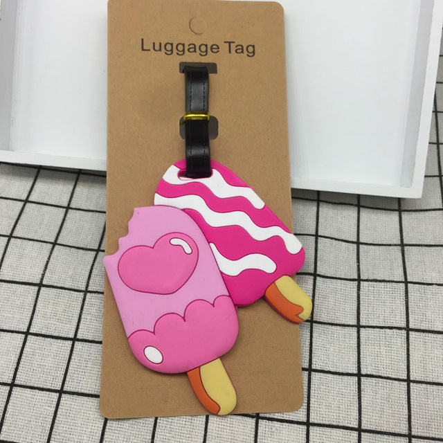 Unique Luggage Tags
