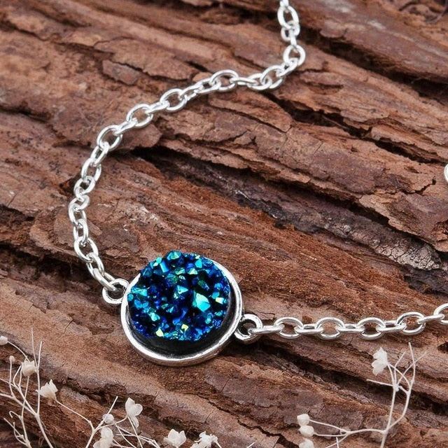 Colorectal Cancer Charm Bracelet