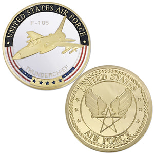 Air Force Support Commemorative Coin