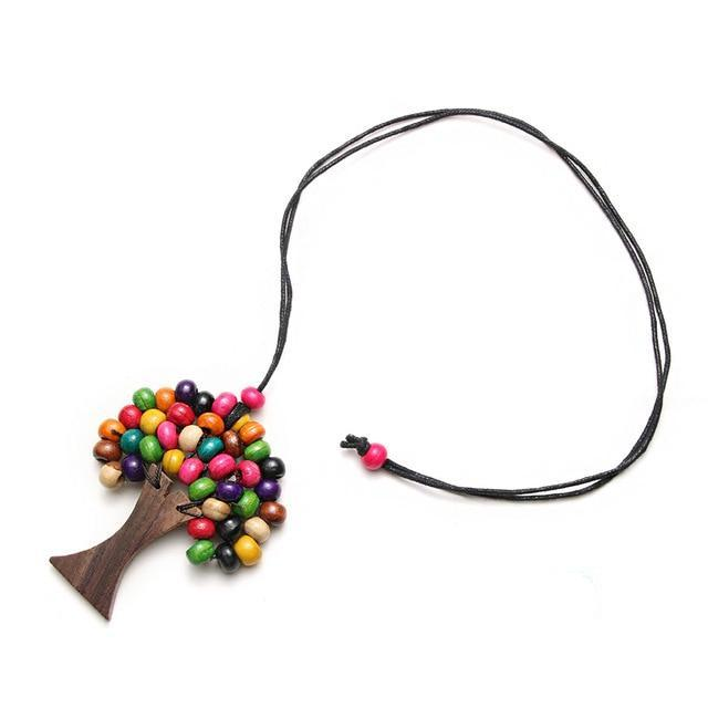 Cultural Diversity Necklace
