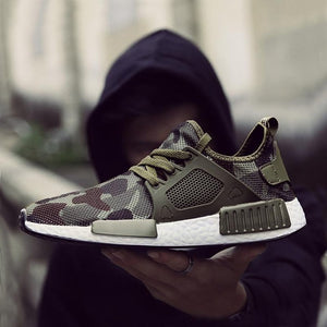 Military Camouflage Sneakers