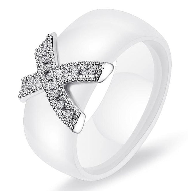 Crystal X Nurse Support Ring
