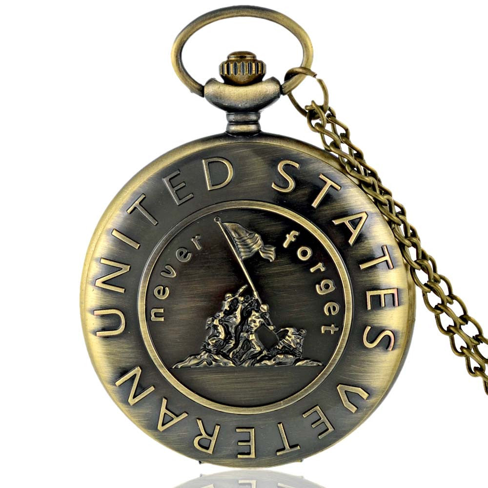 Vintage Army Pocket Watch