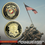 Marine Commemorative Coin