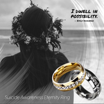 Suicide Awareness Eternity Ring Offer