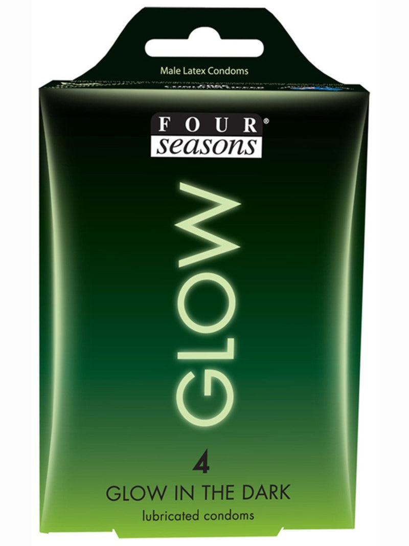 Four Seasons 4s Glow Condoms
