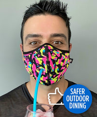 Andrew Christian Safe Dining Fierce Mask
