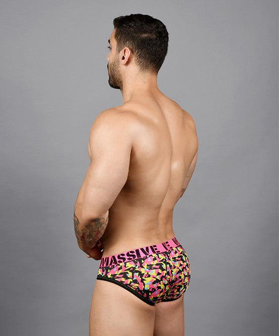 MASSIVE FIERCE BRIEF
