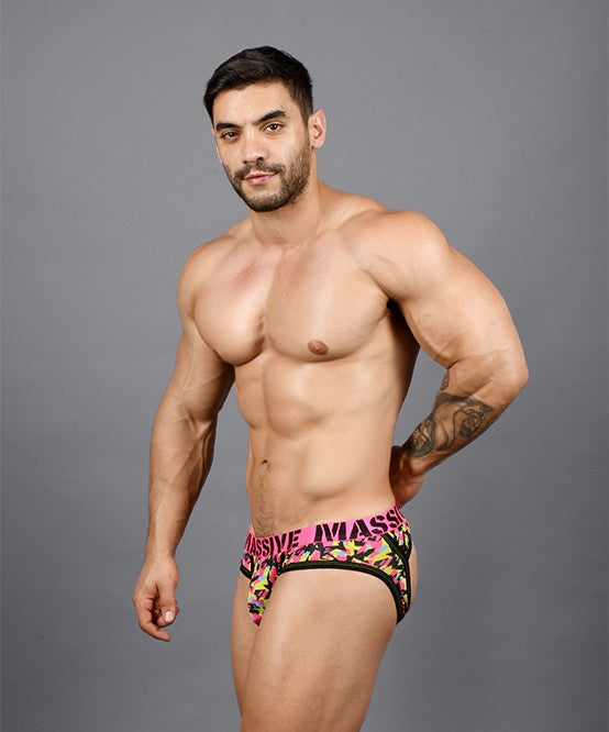 MASSIVE FIERCE JOCK