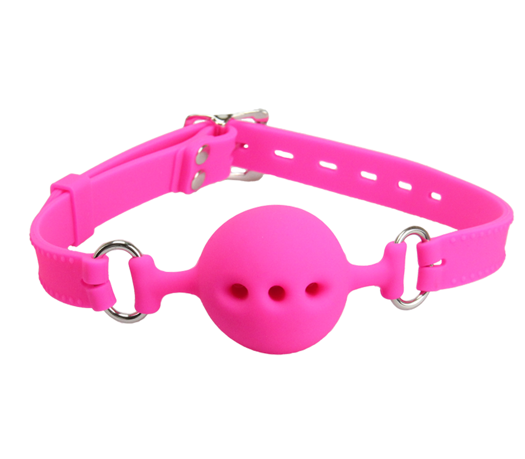 Silicone Breathable Ball Gag