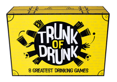 Trunk of Drunk drinking Game