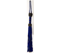 Short Suede Turks Head Flogger