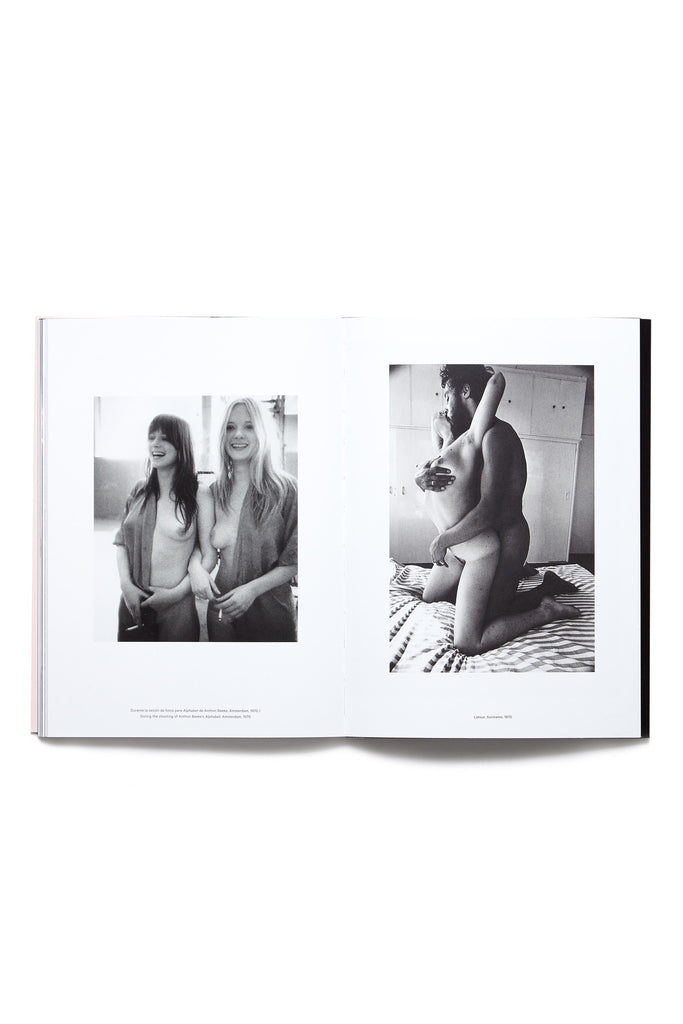 Sin Censura, Ed Van der Elsken Catalogue, MATE 2015