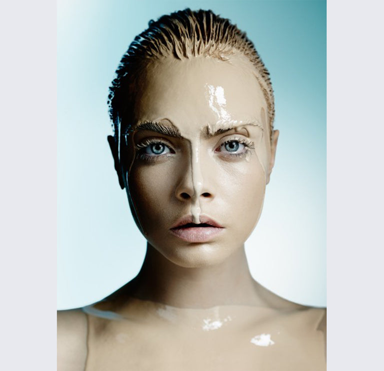 Cara Delevingne, Allure, New York, 2014