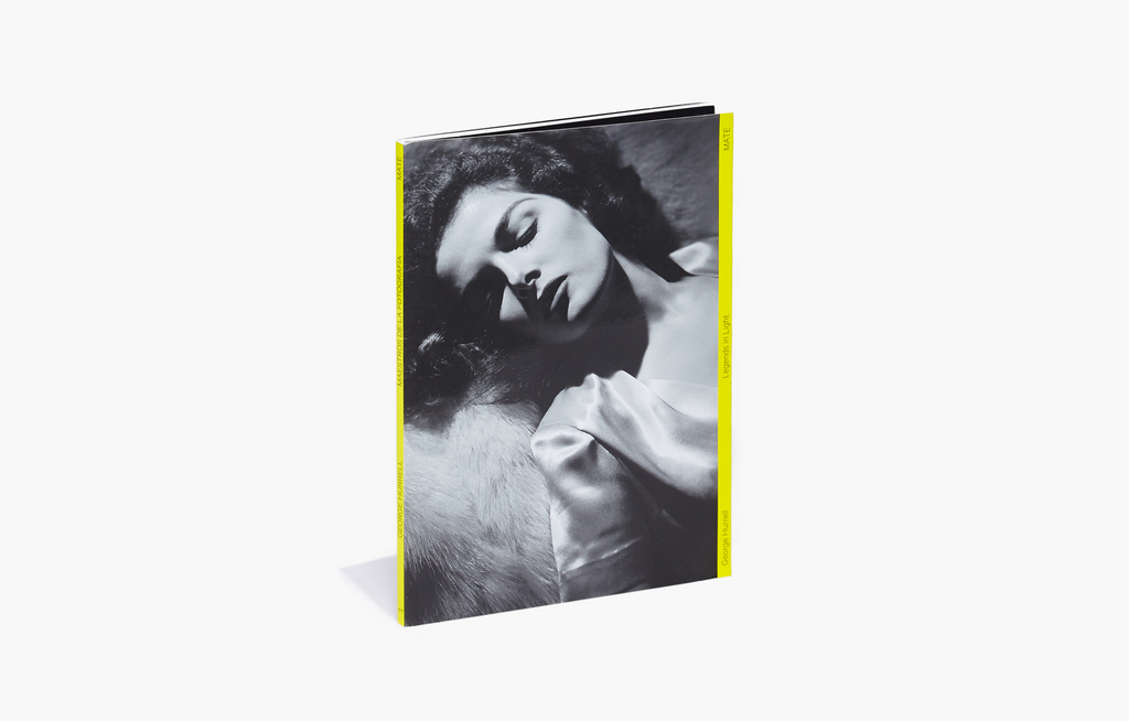 Legends in Light, George Hurrell Catalogue, 2014