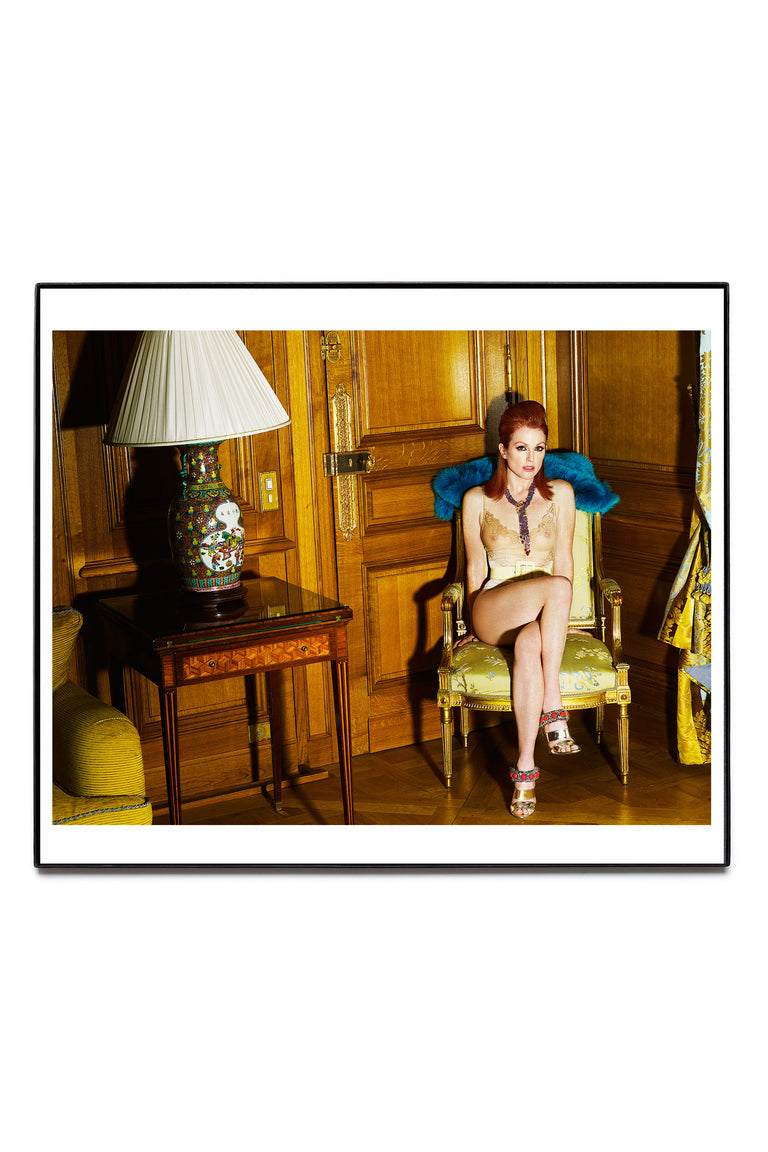 Julianne Moore. Paris, 2008