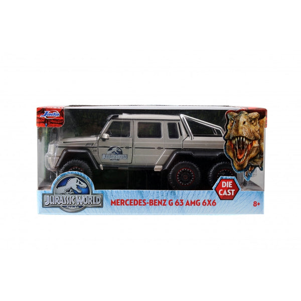 1:24 Mercedes-Benz G63 AMG 6x6 (2015) Jurassic World by Jada