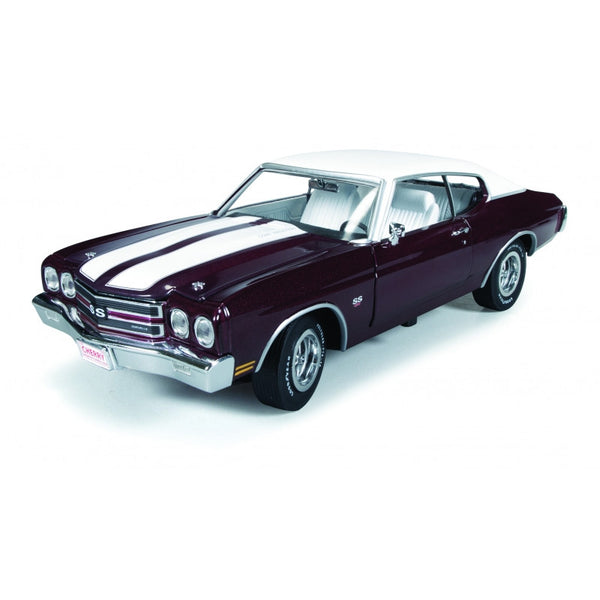 1:18 Chevrolet Chevelle SS (1970) American Muscle by Auto World
