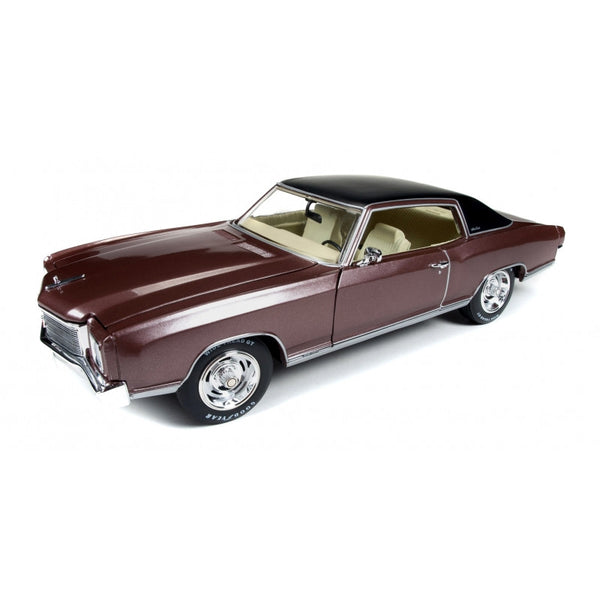 1:18 Chevrolet Monte Carlo SS 454 (1971) American Muscle by Auto World