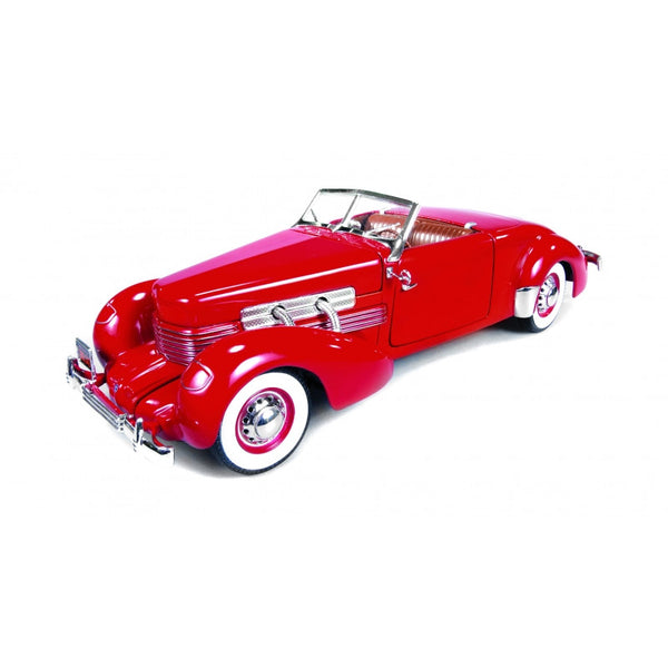 1:18 Cord 812 Convertible (1937) American Muscle by Auto World