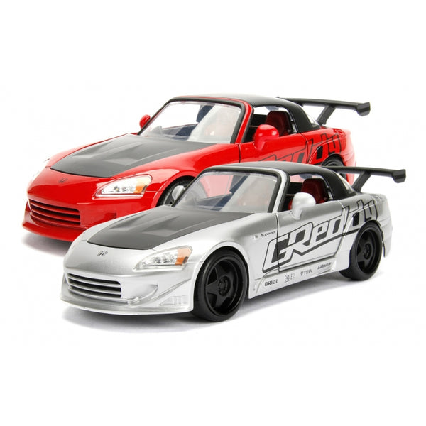 1:24 scale Honda S2000 (2001) - JDM Tuners from Jada Toys