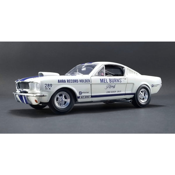 1:18 Shelby GT350 - Mel Burns (1965) from ACME Trading Company