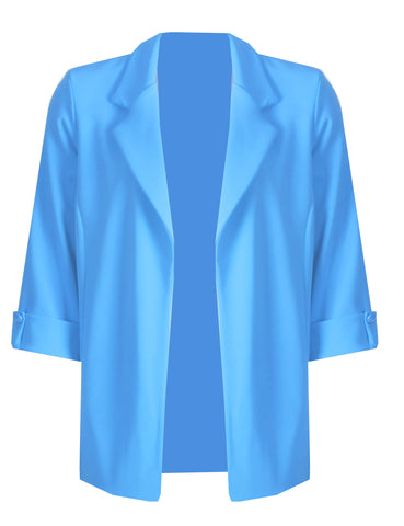 Edge to Edge Jacket - Blue