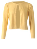 Diamonte Cardigan - Gold