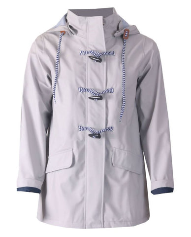 Waterproof Jacket - Silver