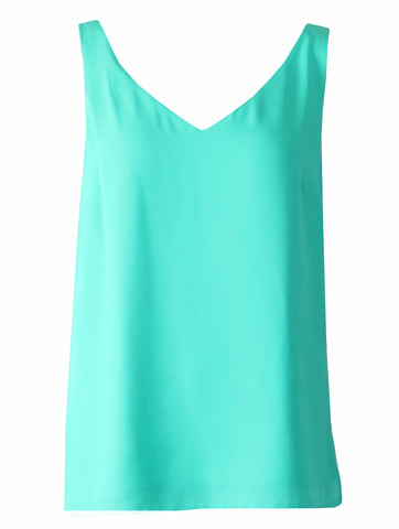 Sleeveless Top - Jade