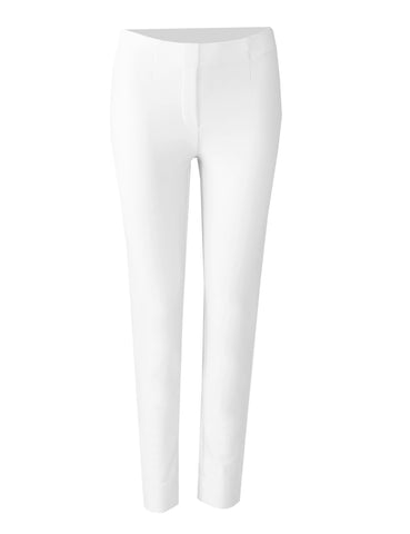 "27"" Lily Trousers - White"