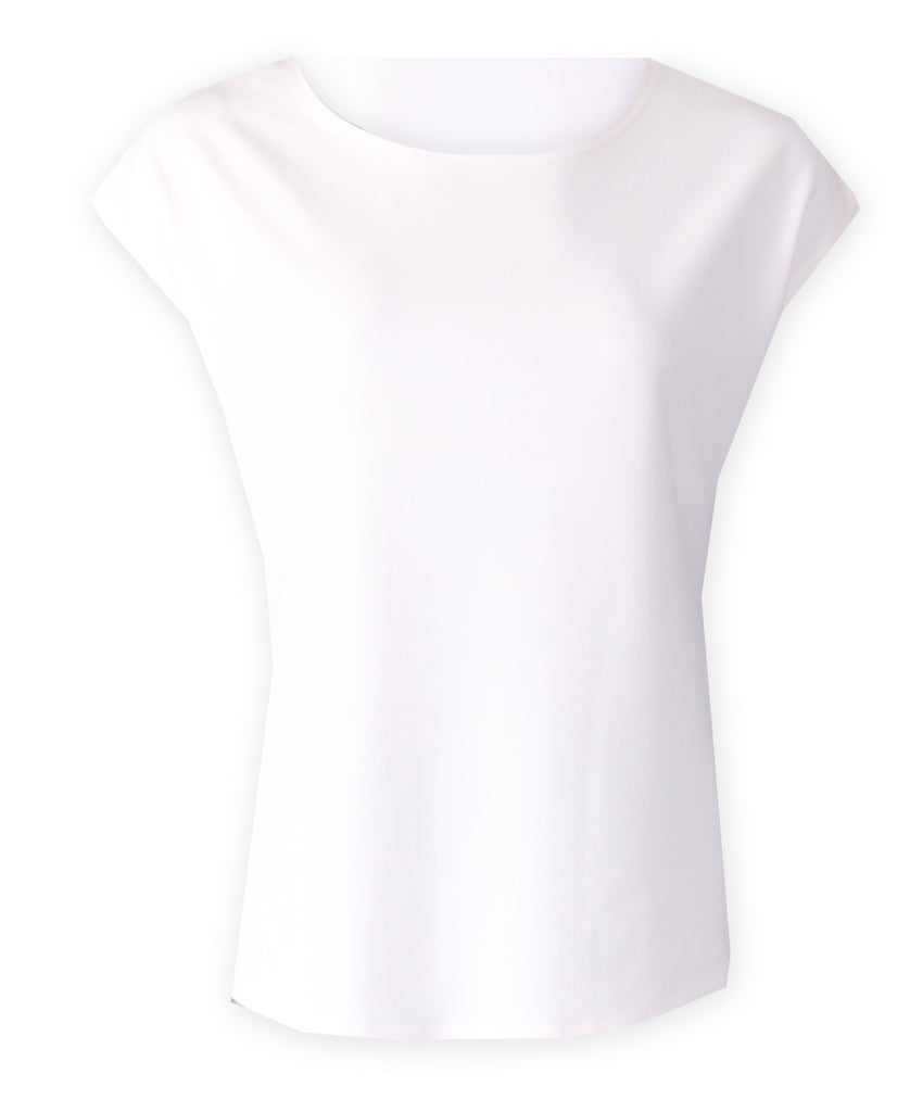 Sleeveless Top - Ivory