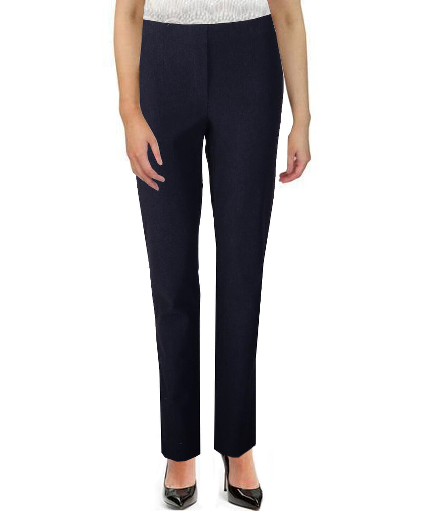 Lightweight Lily Trouser - Navy