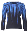 Printed Jumper - Royal