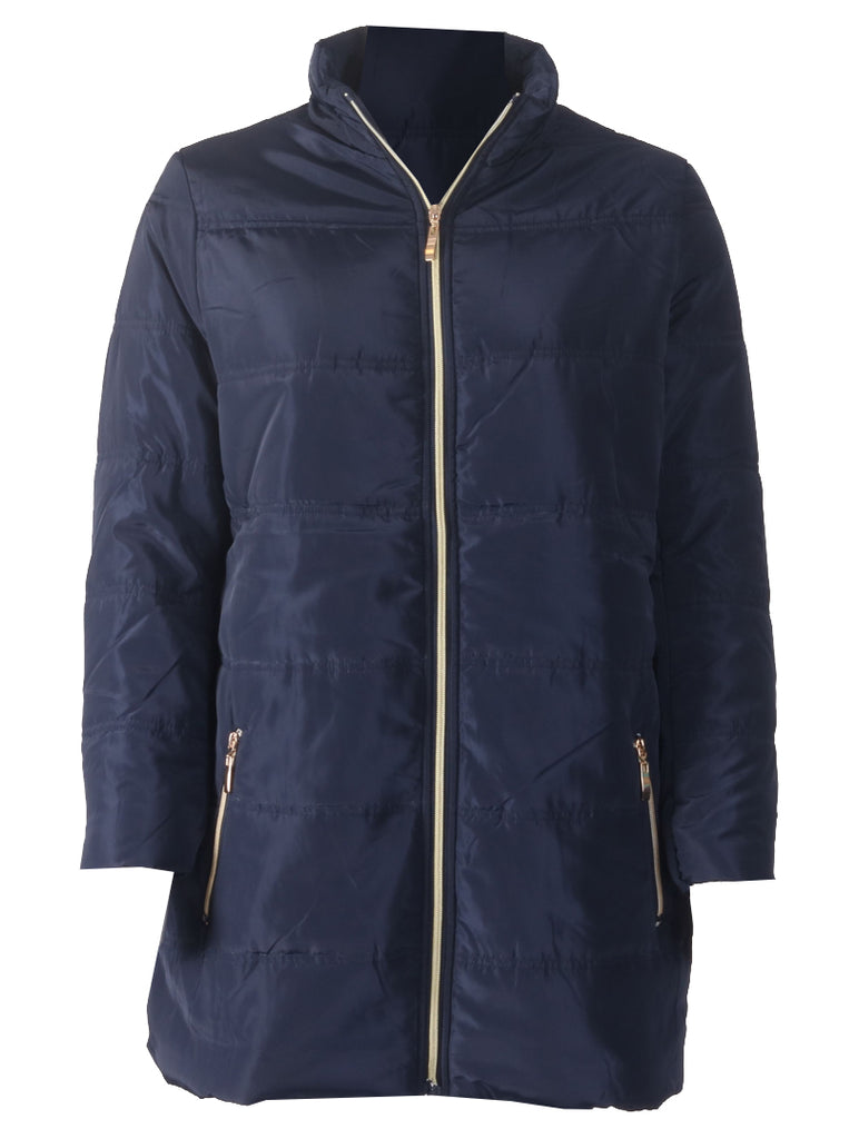 Raincoat - Navy