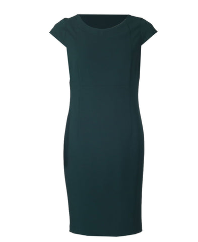 Button Dress - Jade