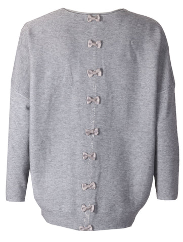 Bow Top - Grey